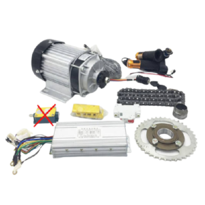 Sähkömoottori Kit. 500w 48v