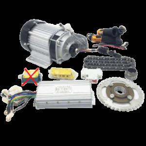Sähkömoottori kit. 750w 48v