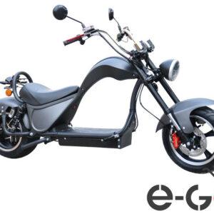 Ego Cobra Sähköskootteri 2000w 20ah