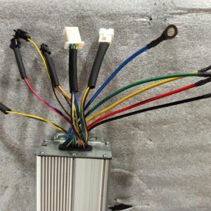 48v 45a Moottorinohjain + KT-LCD5 näyttö