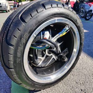 4000w Fat Scooter moottori