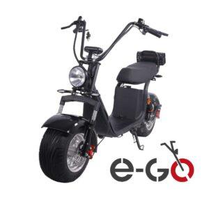 Ego Evolution Sähköskootteri, 1000W 20Ah
