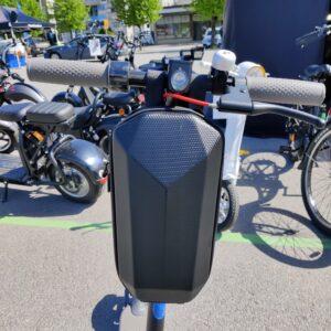 Sähköpotkulaudan / pyörän laukku