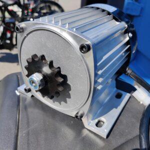 Sähkömoottori 800w 48v
